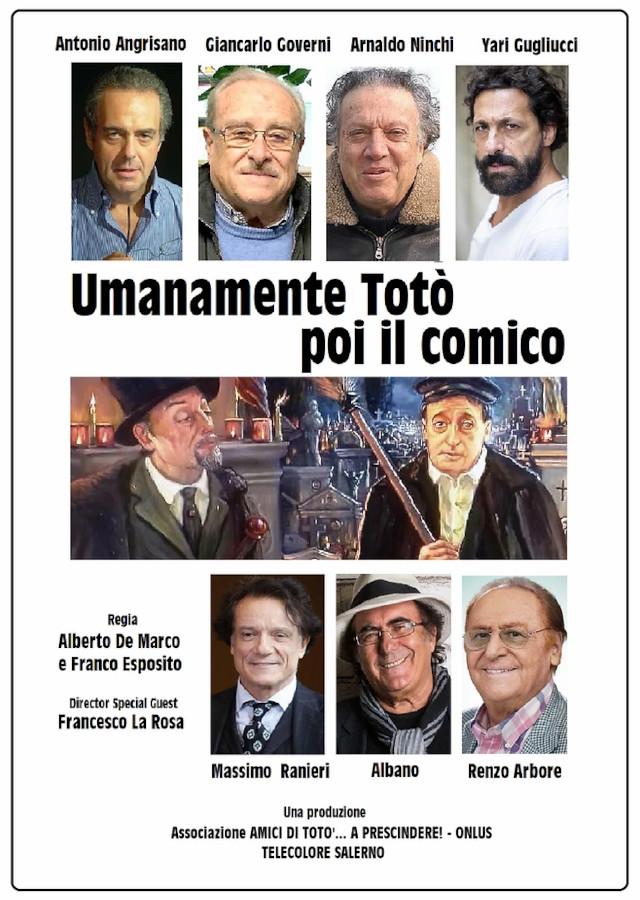 Trailer film UMANAMENTE TOTO' POI IL COMICO